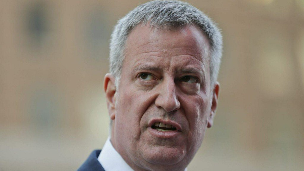 NYC mayor signs bill to enable online voter registration https://t.co/g55MHBy87q