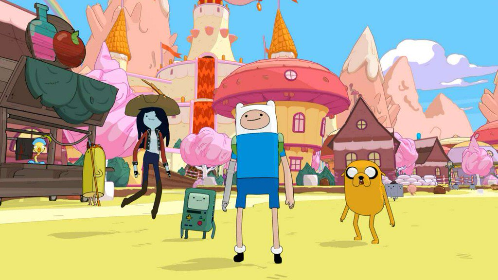 Adventure Time is getting an open-world game on Switch, PS4, Xbox One, and PC next year https://t.co/dM07dLPjg4