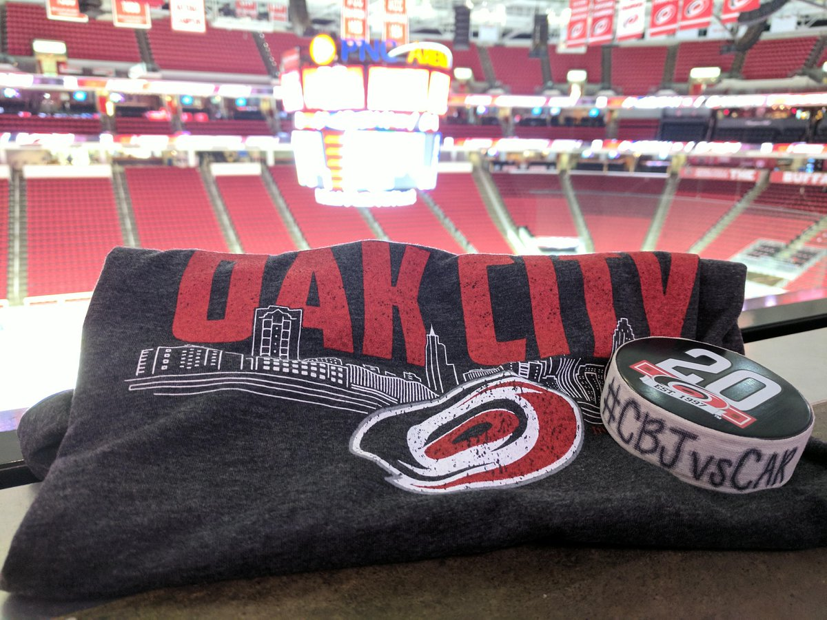 RT @NHLCanes: RT for a chance to win tonight's #HurricanesHomegrown shirt! #Redvolution https://t.co/MZPu72uSiN