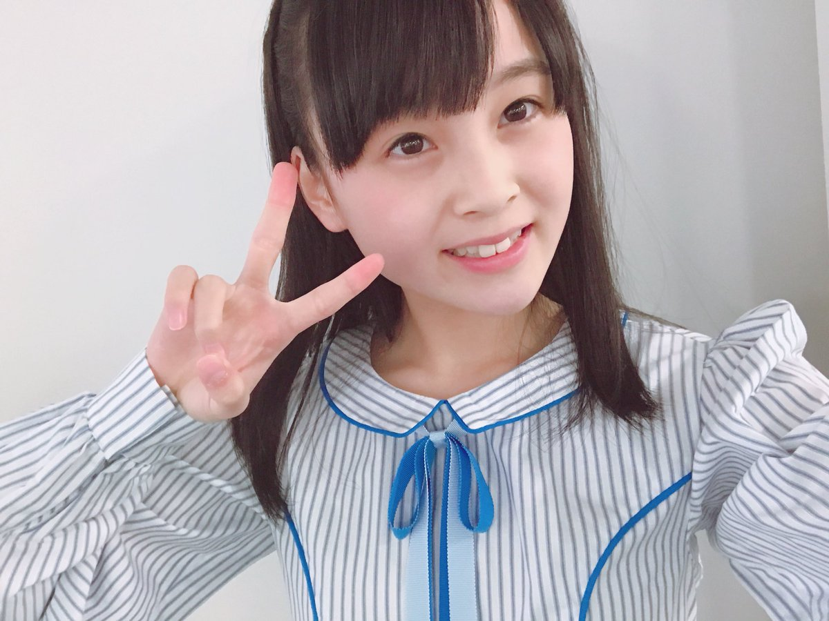 "STU48: STU48_member On Twitter: ""はじめまして(๑˃̵ᴗ˂̵) Stu48の新谷野々花です"
