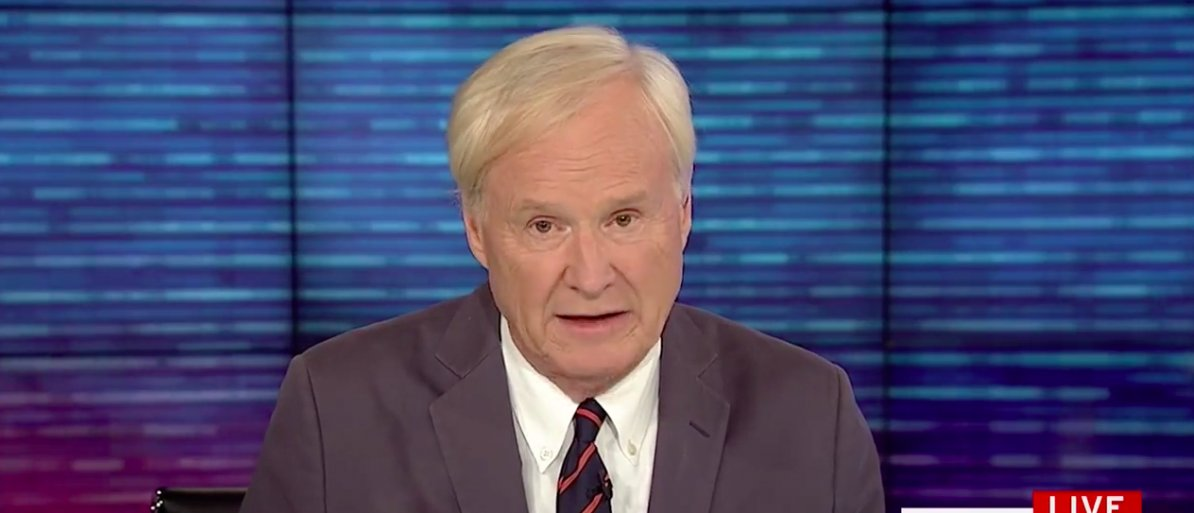 NBC Made Payment To Staffer After Sexual Harassment Claim Against Chris Matthews https://t.co/pWF1d9Rq9M