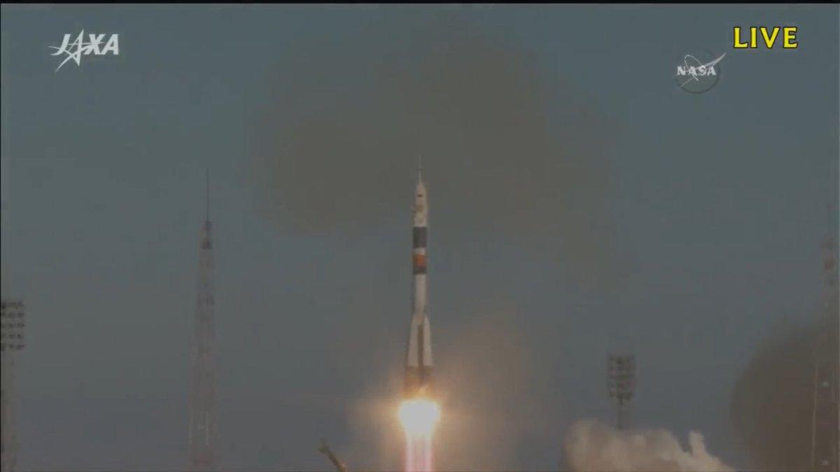 ソユーズMS-07