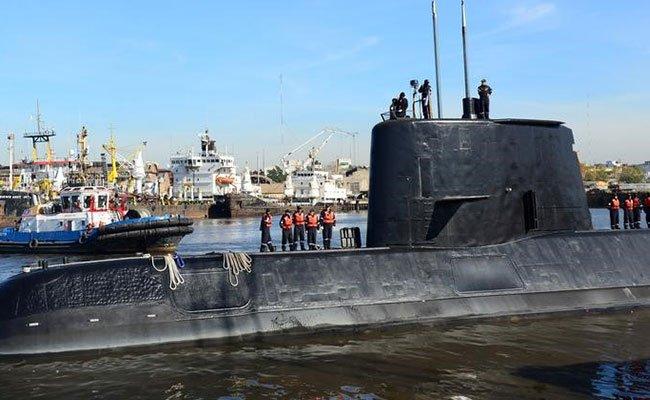 Argentina navy chief sacked over submarine tragedy https://t.co/nlFFdCrhZq