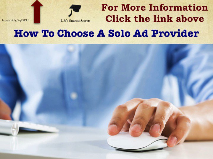 #USA #UK #ZA - - There are many Solo Ad Providers - Question is,
