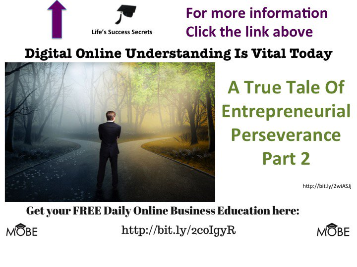 #USA #UK #NY #ZA - - - - Learning to persevere Online is very important! https://t.co/LigM1ObKk5 https://t.co/SaRazifYoZ