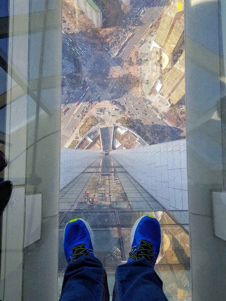Paul Potts On Twitter On The World S Highest Glass Floor