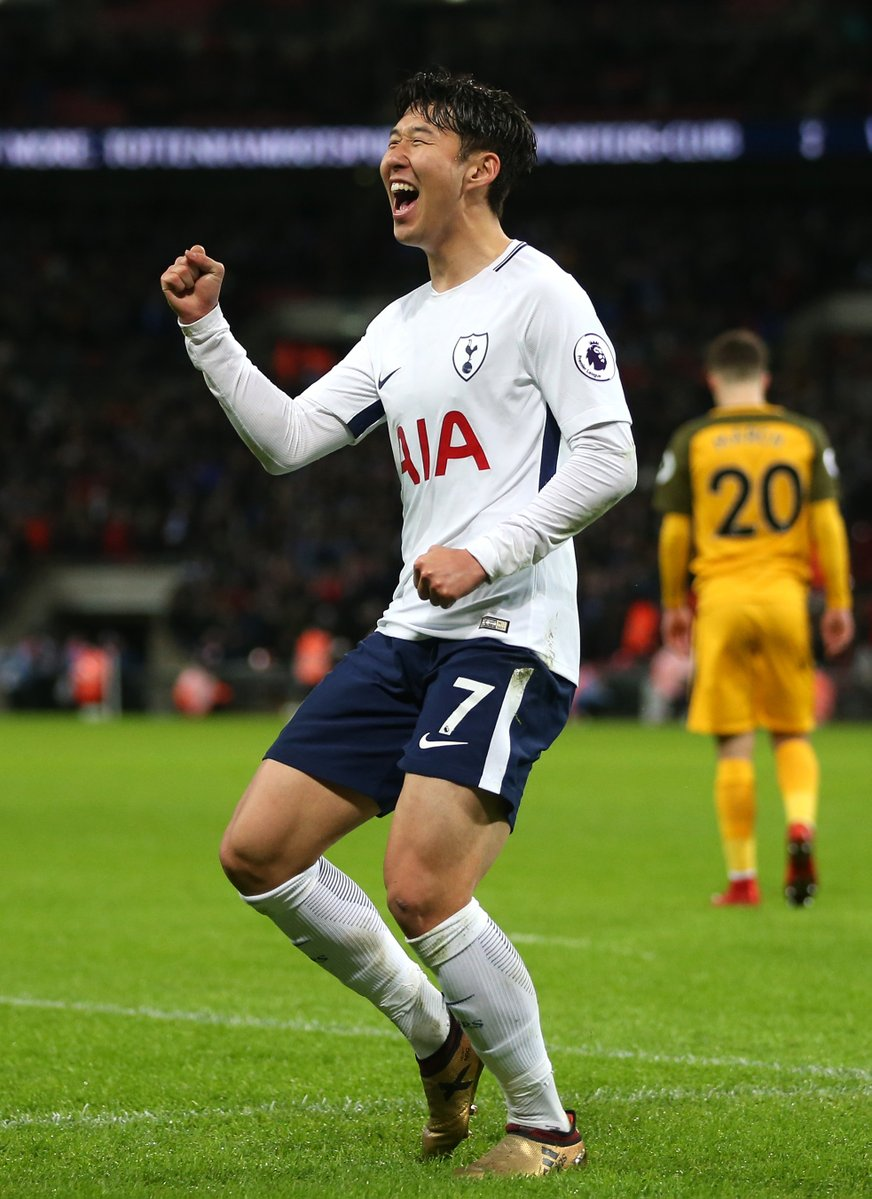 Heung min son hm sin7 twitter for Son heung min squadre attuali
