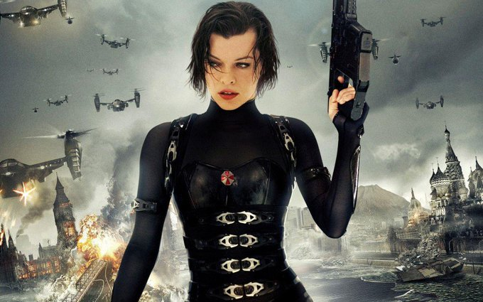 Milla Jovovich - Happy Birthday!