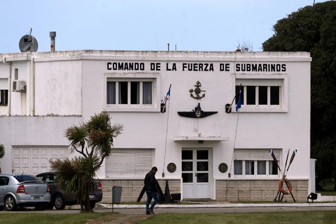 #Argentina missing #submarine: Navy chief Admiral Marcelo Srur sacked over tragedy https://t.co/Eb78SUAEZt
