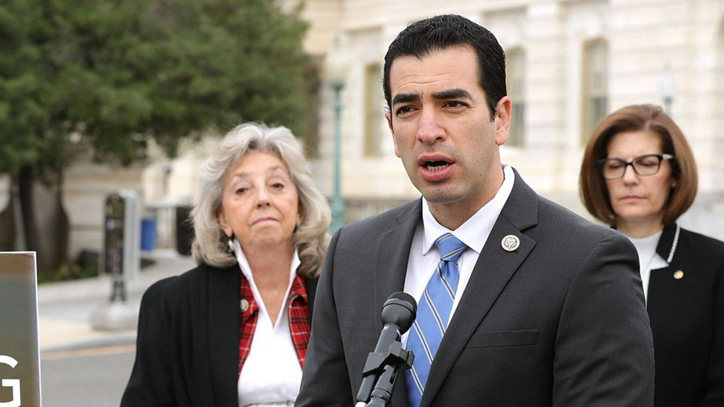 Democratic Nevada Congresman Won't Run for Re-Election Amid Sexual Harassment Allegations https://t.co/38oz0miY8d