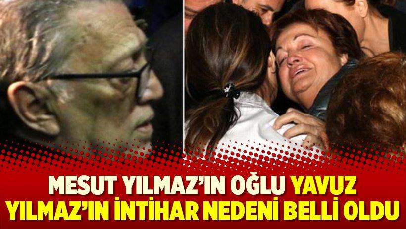 Mesut Yılmaz'ın oğlu Yavuz Yılmaz'ın int...