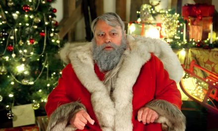 A Very Theory Xmas On Twitter Right Now On 4music Brian Blessed
