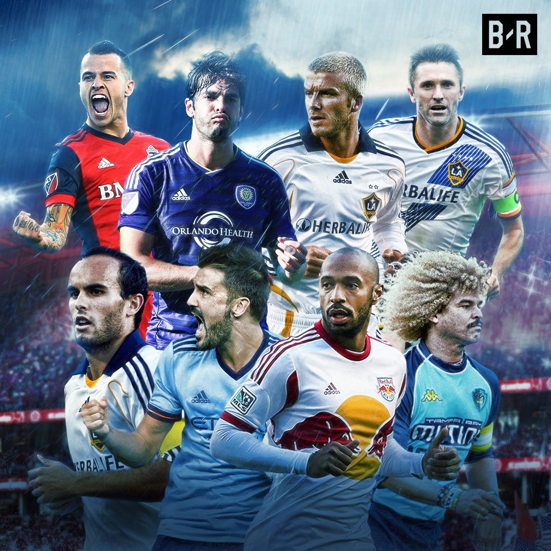 On this day in 1993, MLS was founded—and the league has seen some legends of the game since 🙌