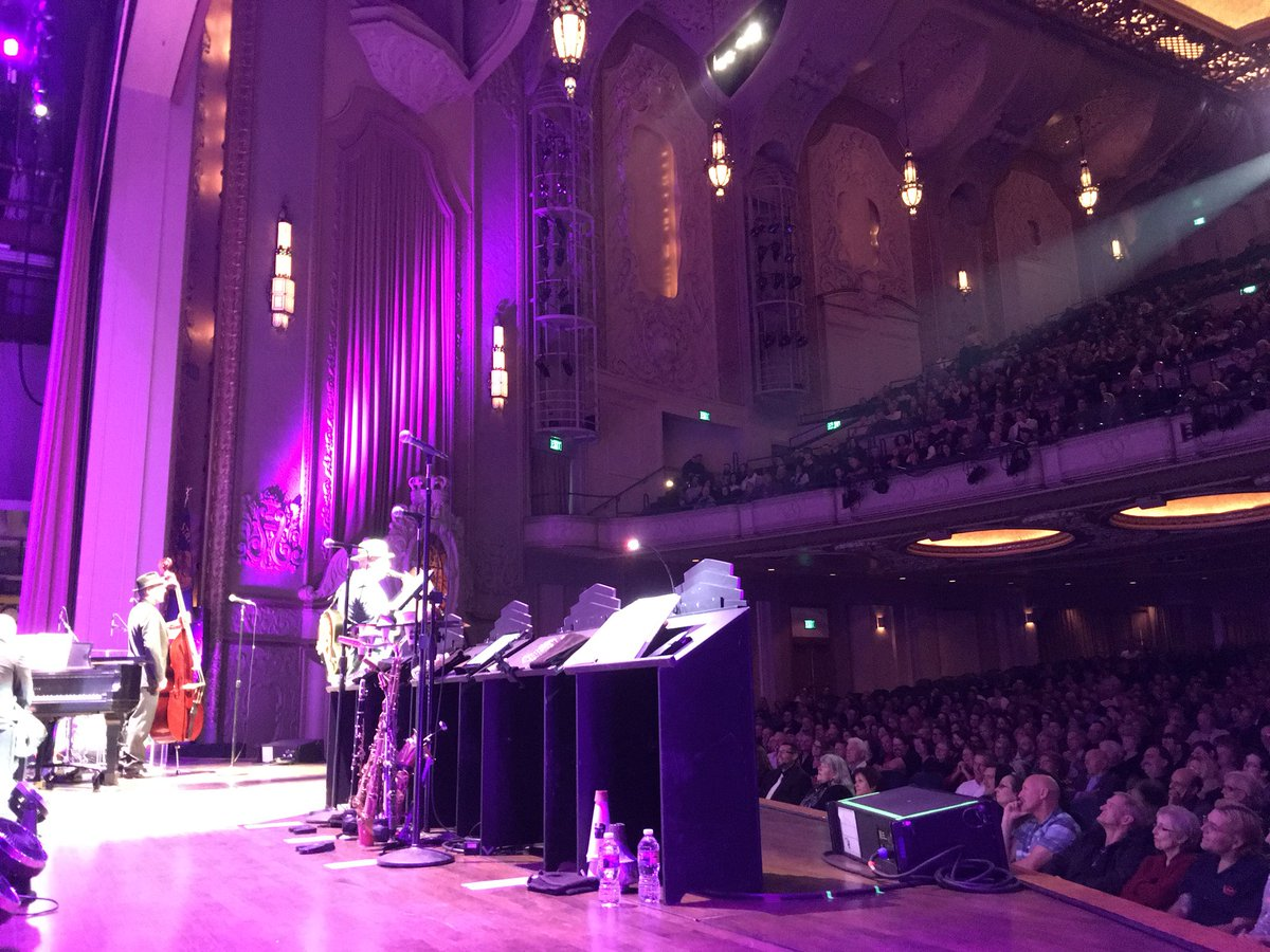 Thank you Portland for an amazing night with the @OregonSymphony