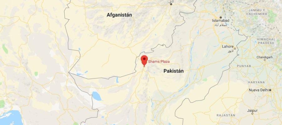 Al menos 5 muertos y 30 heridos en un ataque a una iglesia metodista en Pakistán https://t.co/aevz39YlxM