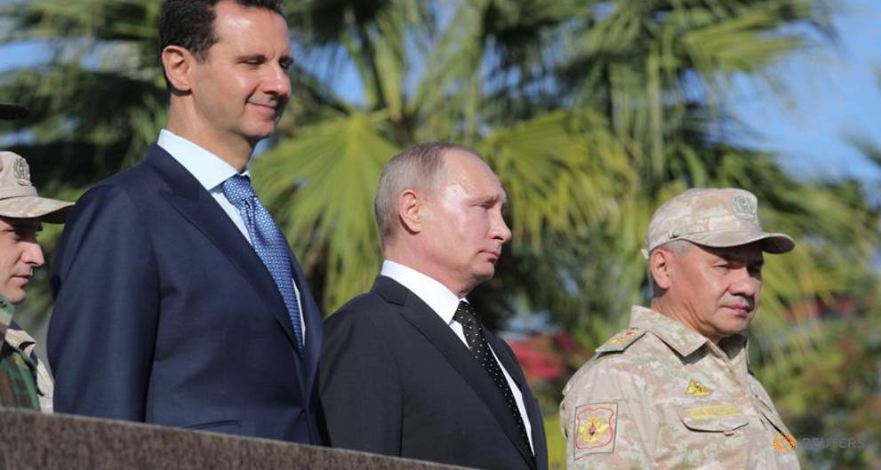 In Syria, Russia securing position as Assad presses war https://t.co/wDmWIKuMXP