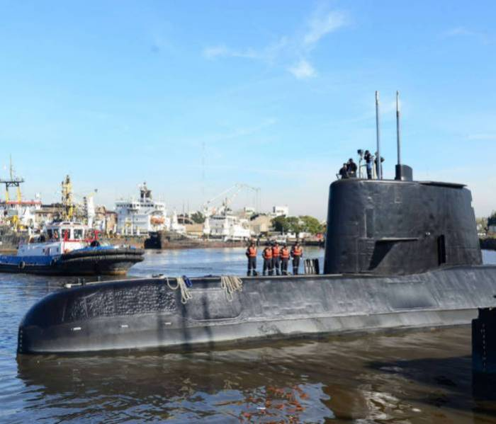 Argentina fires head of navy after submarine vanished https://t.co/KUuSVuGXqt via @todayng
