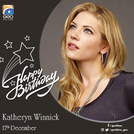 A very happy birthday to Katheryn Winnick!!