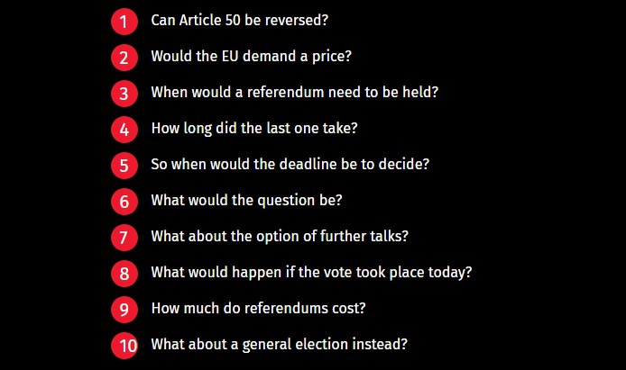 My 10-point guide to how a #newEUreferendum could work @Independent https://t.co/RPNn7d8DLe