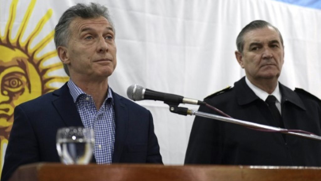 Argentina navy chief sacked over sub tragedy https://t.co/IQr7qZs7hH