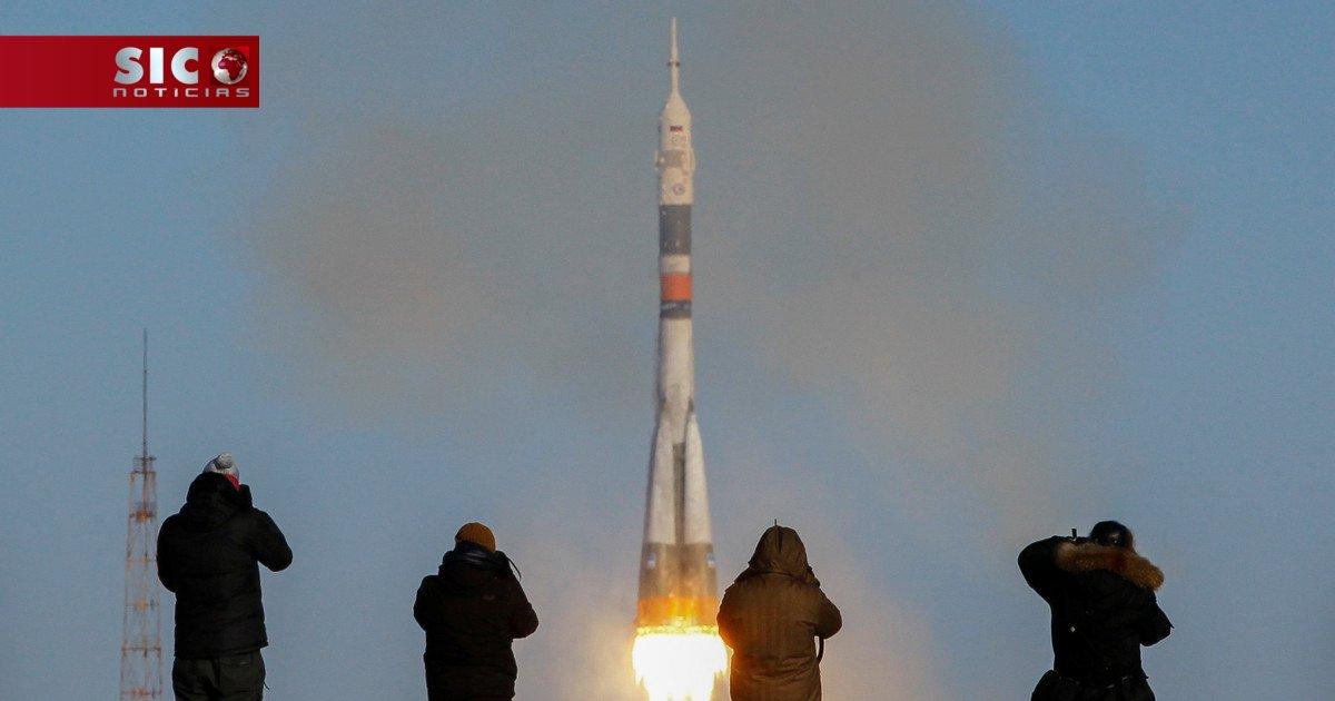 Soyus MS-07 lançada no Cazaquistão para a Estação Espacial Internacional https://t.co/5vHDjP1aCw