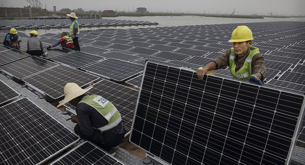U.S. setting stage for solar trade war with China https://t.co/bJkQ0zieC4