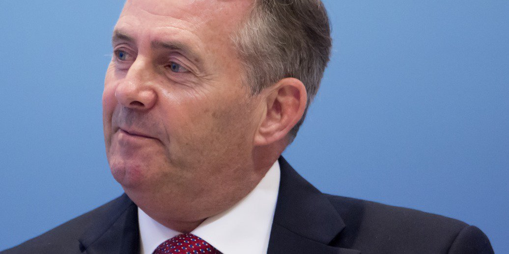 Britain wants a 'virtually identical' trading relationship with EU after Brexit, Liam Fox says https://t.co/UsWPCuXIc6