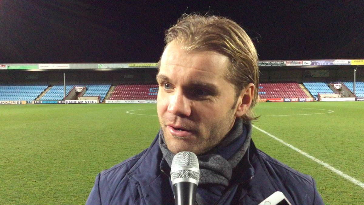 Head to YouTube to check out reaction to Saturday's draw with Robbie Neilson and @kieran_agard…  Watch here: https://t.co/meTYhODLBn  #SCUvMKD