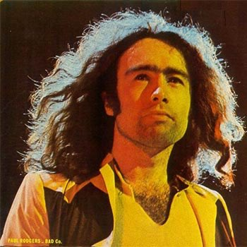 Happy Birthday to Paul Rodgers, lead singer with Free and Bad Co, born Dec 17th 1949