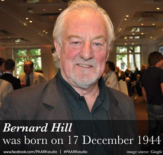 Tv / Films Happy 73rd Birthday   to actor Bernard Hill