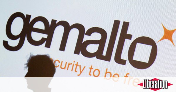 Thales s'offre Gemalto, numéro un mondial des cartes SIM https://t.co/OLScmkhMSM