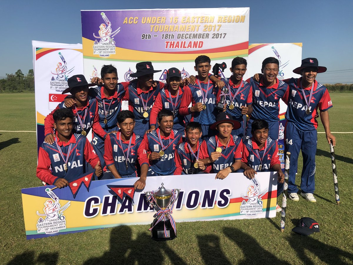 Many Congratulations to our U-16 Cricket...