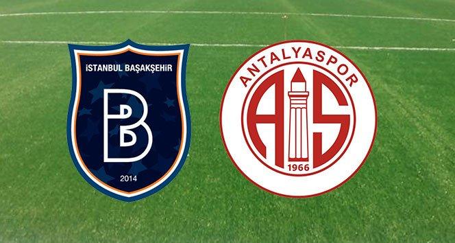 #CANLI  Başakşehir 0 - 1 Antalyaspor  DK...