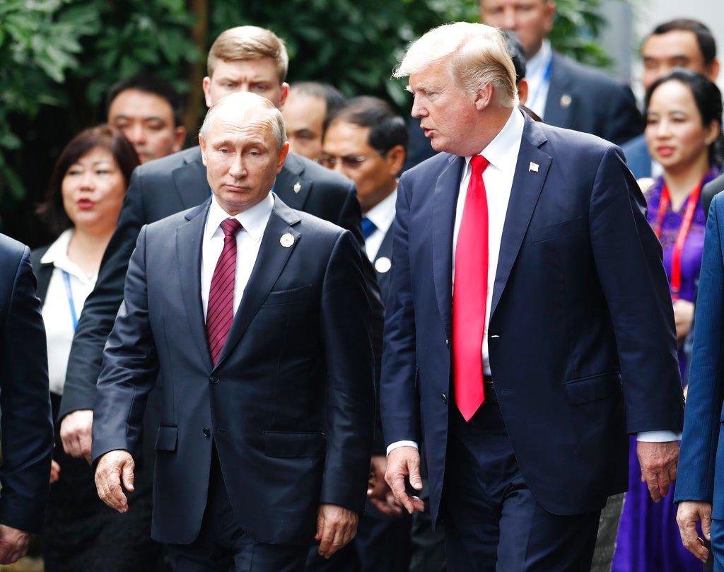 Attacco sventato in Russia, Putin ringrazia Trump per aiuto Cia → https://t.co/rqyPtNbzdh