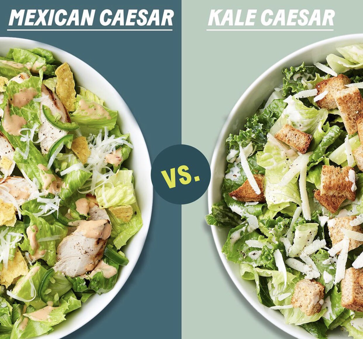 Chopt Creative Salad Co On Twitter Mexican Caesar Or Kale