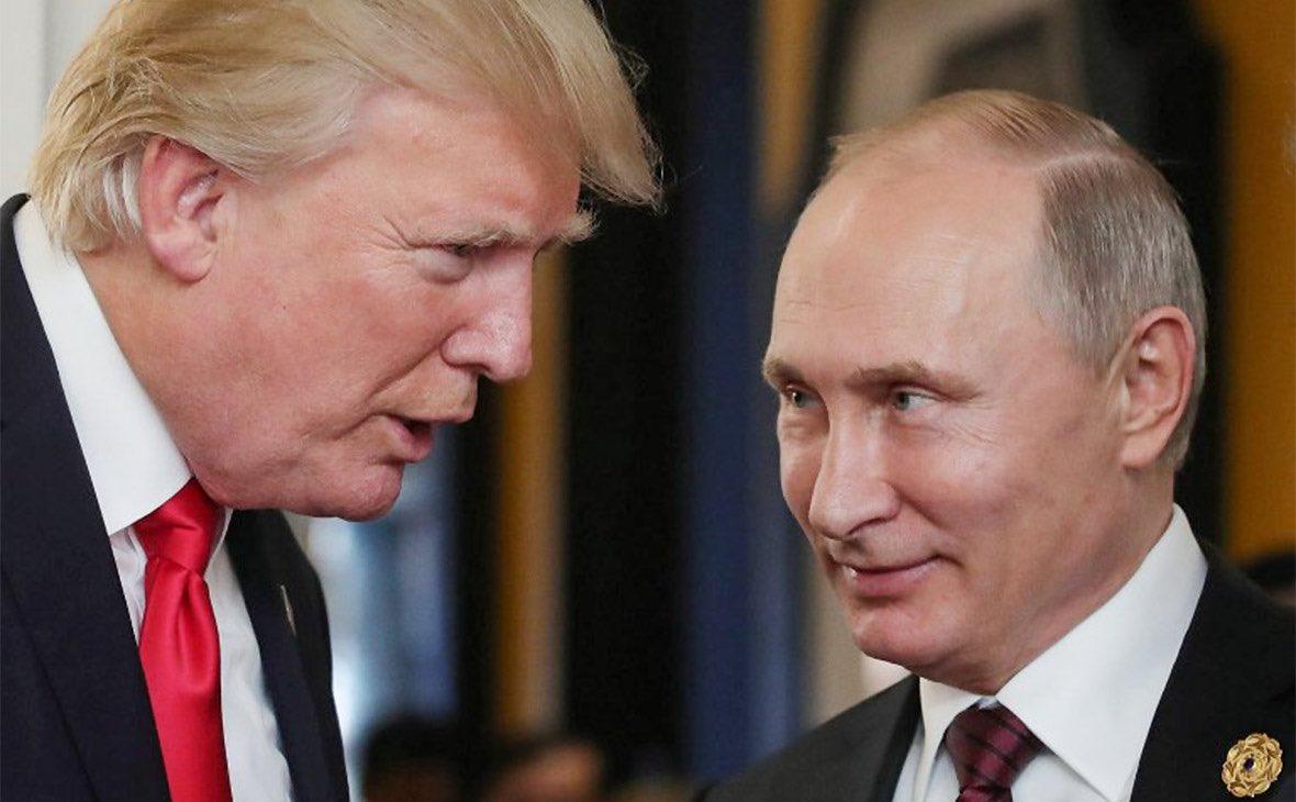Путин позвонил Трампу и поблагодарил за информацию ЦРУ, которая помогла задержать террористов, готовивших взрывы в Казанском соборе Санкт-Петербурга