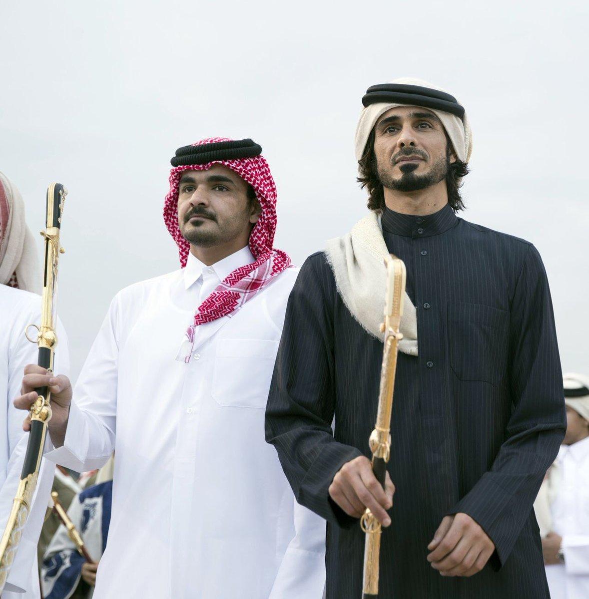 شبكة مرسال قطر Pa Twitter شارك سمو الشيخ جاسم بن حمد آل ثاني
