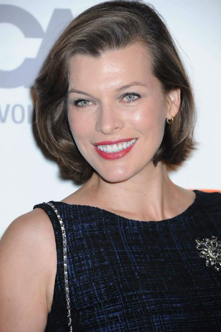 Happy Birthday Milla Jovovich