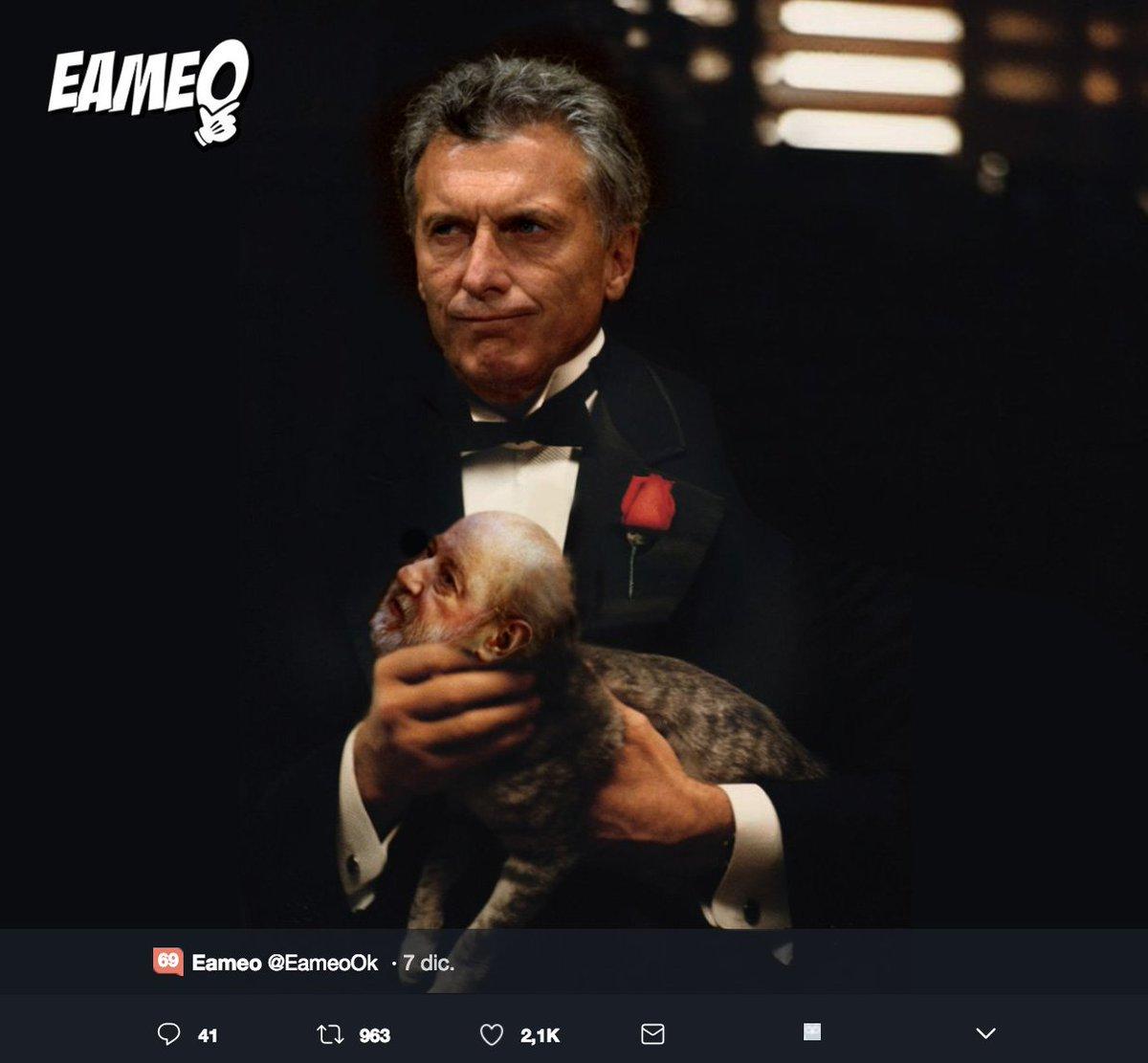 Inspiradísmo #DiciembreSePrestaPara un Best of Memes de @EameoOk https://t.co/NtfXCXyAMD