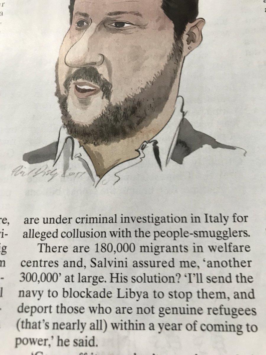 RT @PrisonPlanet: I like the sound of Salvini's solution. https://t.co/9okQg2CMg6