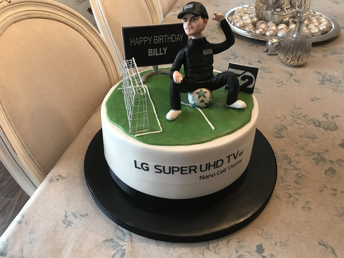 Billy Wingrove On Twitter Thanks For Sending This Amazing Birthday