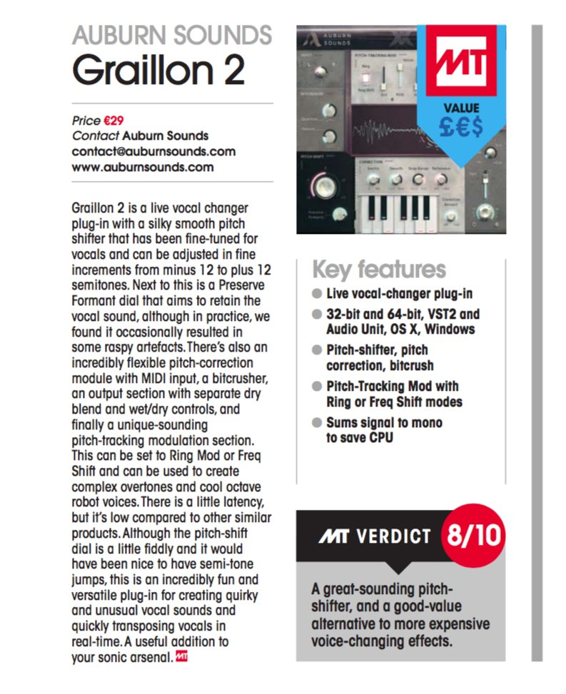 graillion 2