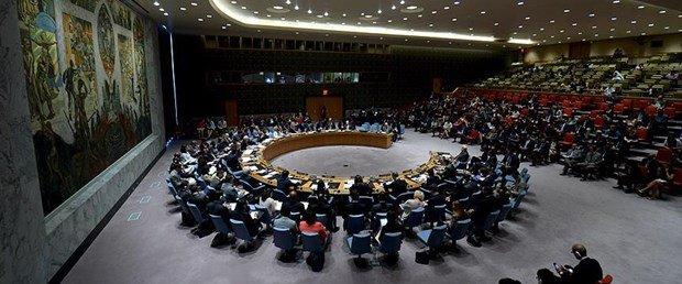 BM Güvenlik Konseyi, Türkiye'nin Kudüs t...