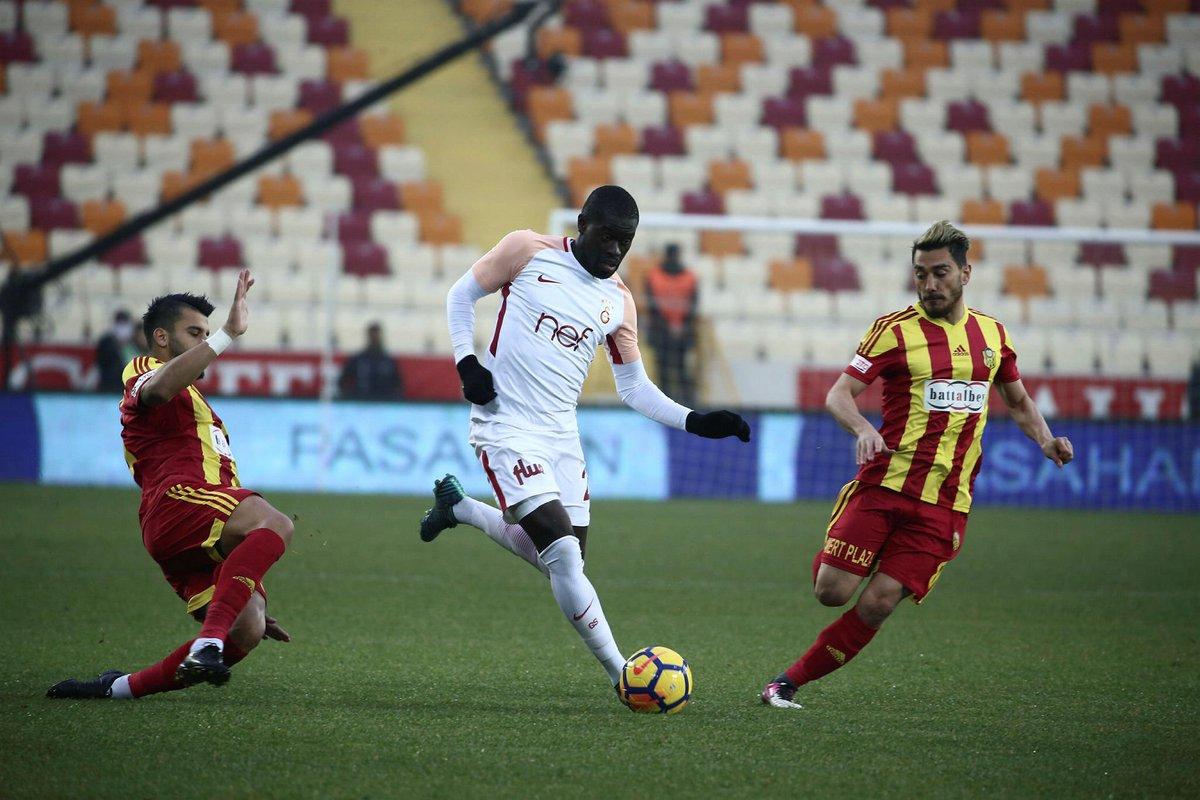 Malatya'da Galatasaray'a şok skor! Yeni...