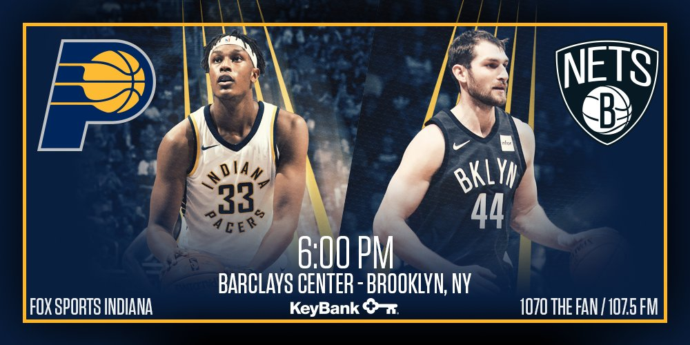 Game day in Brooklyn.