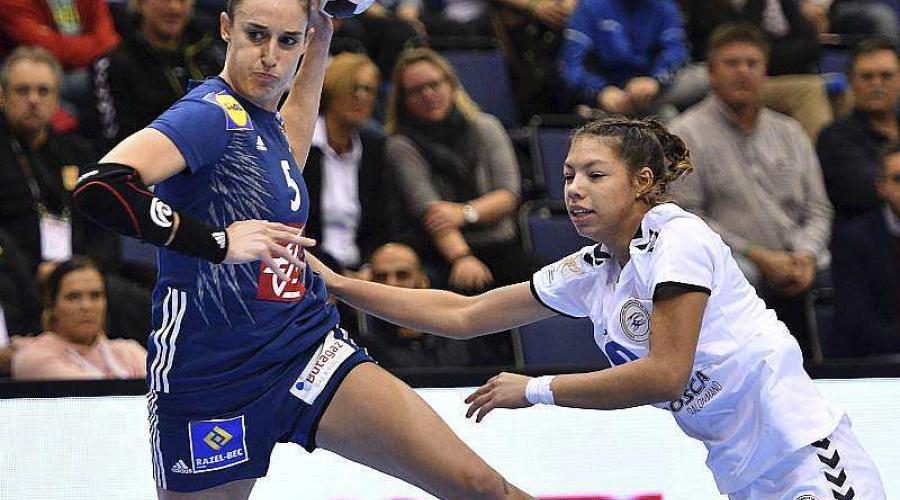 Handball - Mondial 2017. Camille Ayglon: «On a confiance» https://t.co/Tn58AemBs0