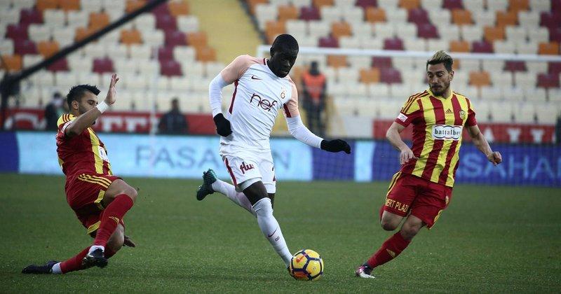 #CANLI Yeni Malatyaspor 2-0 Galatasaray...