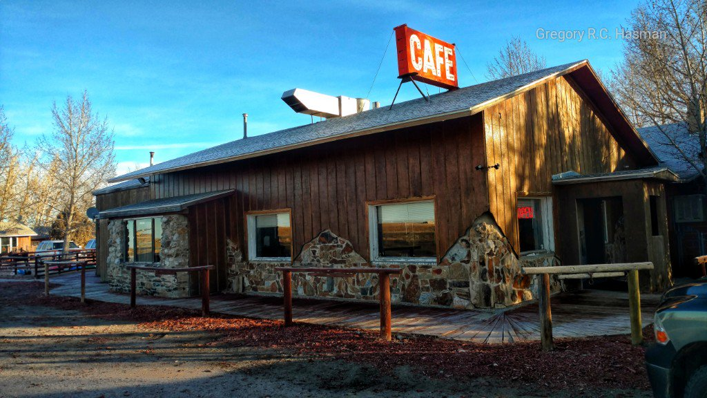 Mitch's Cafe opened in 1952  Farson  #Wyoming  #photography https://t.co/BMM0jlOgHg