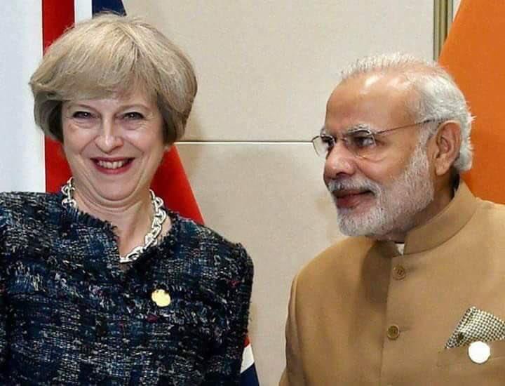 @DesiPoliticks Sanghi love for British n...