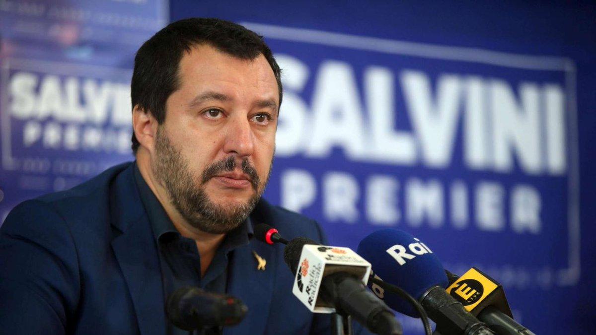 Salvini: 'Serve programma scritto o no ad alleanza con Forza Italia' #Salvini https://t.co/118LFERD1d